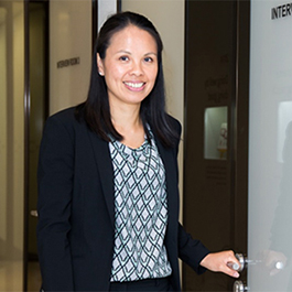 Kerry Rooks, Chief Human Resources Officer, Prudential Hong Kong Limited