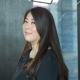 Annie Chow, Former Assistant Vice President, Graduate Specialist, Human Resources, Deutsche Bank