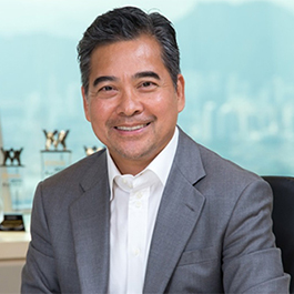 Derek Yung, CEO, Prudential Hong Kong Limited
