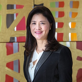 Amy Lo, Chairman of PWMA; Chairman and Head of Greater China, UBS Wealth Management; Chief Executive of UBS Hong Kong Branch; Group Managing Director of UBS