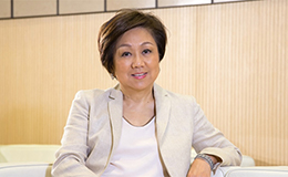 Laura Cha, Chairman, Financial Services Development Council